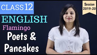 poets and pancakes class 12 in hindi