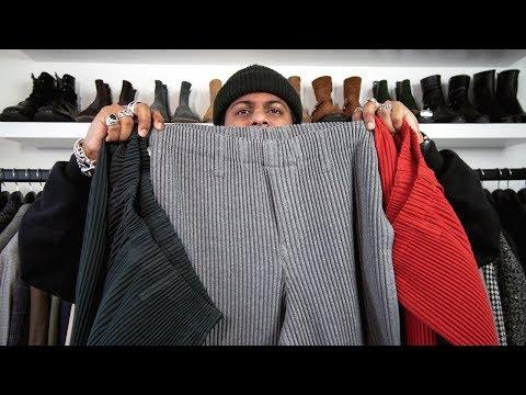 January Fashion Favourites | Pleats On Pleats Trousers Pickups