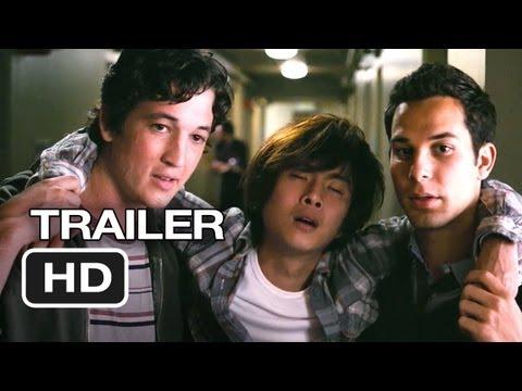 Video trailer för 21 & Over Trailer #2 (2013) - Skylar Astin Movie HD