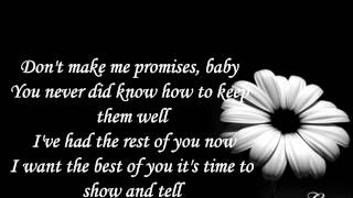 Westlife - All or Nothing - Lyrics