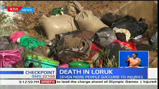 Death toll along the Loruk road rises to 21