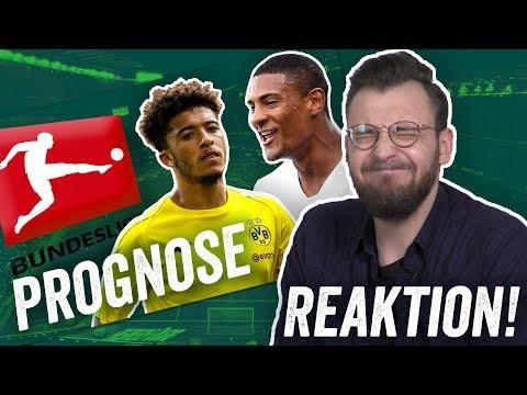 REAKTION: Oktober Prognose - Jadon Sancho, RB Leipzig, Hannover 96!