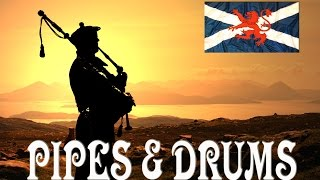 💥Scottish Music Pipes & Drums 💥Isle Of Skye💥Albannach💥