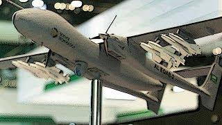 Украина и США создадут смертоносный бомбардировщик