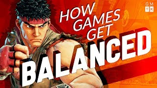 How Games Get Balanced | Game Maker's Toolkit