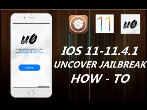 NEW JAILBREAK!! How to Jailbreak IOS 11-11 4b3 with Unc0ver