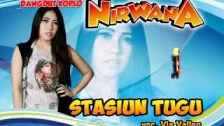 Via Vallen-Stasiun Tugu-Dangdut Koplo Nirwana
