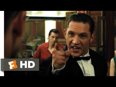 Legend (2015) - Ron vs. Reggie Scene (5/10)   Movieclips