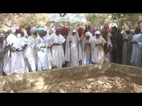 Watch Prayers For Late General Murtala Muhammed 40th Anniversary Prayers