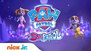 PAW Patrol: 'Pups Save Puplantis!' Sea Patrol Trailer | FULL Episode Jan. 15th on Nick Jr
