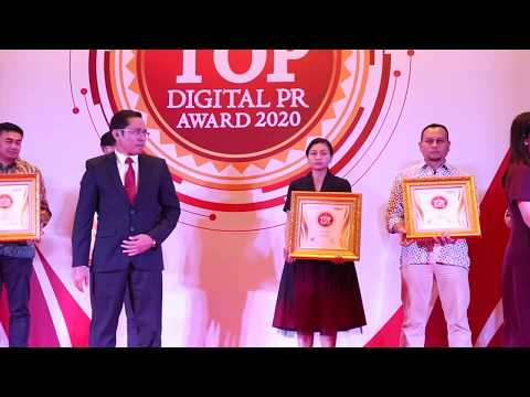Softex Raih Penghargaan Indonesia Top Digital Public Relation Award 2020