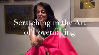 'Scratching' in the Art of Lovemaking - by Seema Anand