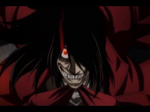 Hellsing Ultimate Amv - X Ray Dog