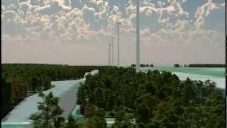 Hoe windmolens de natuur kunnen versterken