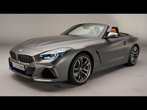 here s the 2019 bmw z4 m40i up close and personal autoevolution. Black Bedroom Furniture Sets. Home Design Ideas
