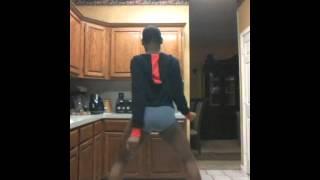 Gay guy twerking part 2
