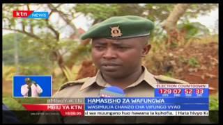 Mbiu ya KTN taarifa kamili: Makatibu wahamishwa - 31/3/2017 [Sehemu ya Kwanza]