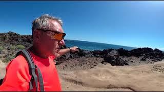 Тенерифе 360 VR видео: Трекинг Las Galetas - маяк Palm Mar