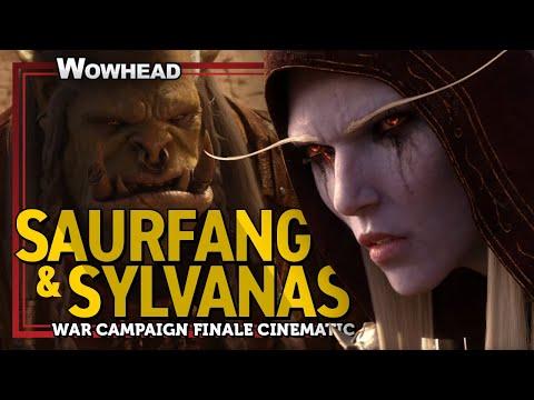 Saurfang vs. Sylvanas