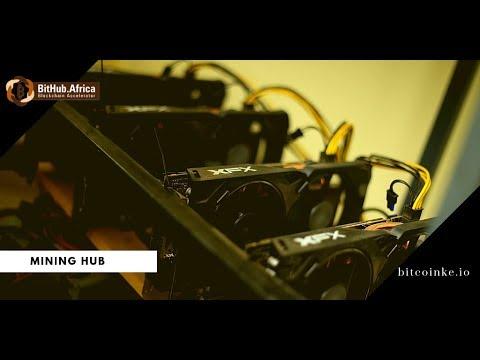 Bitcoin pardavimai nigerijoje