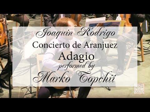 J. Rodrigo - Concierto de Aranjuez, Adagio. Perf. by Marko Topchii