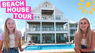 Outer Banks Vacation Beach House Tour!
