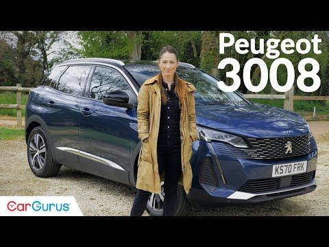Peugeot 3008 Hybrid (2021) Review: Facelift plug-in crossover has plenty of appeal  | CarGurus UK