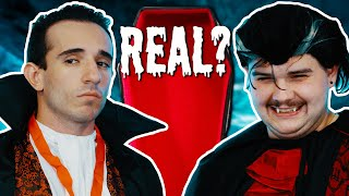 VAMPIRES ARE REAL 2?!