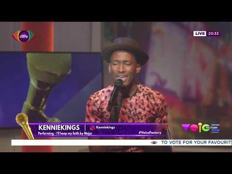 Voice Factory: KennieKings - I'll keep my faith (Major Cover)