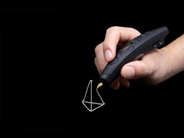 Ручка для 3D-печати 3Doodler получила профессиональный апгрейд
