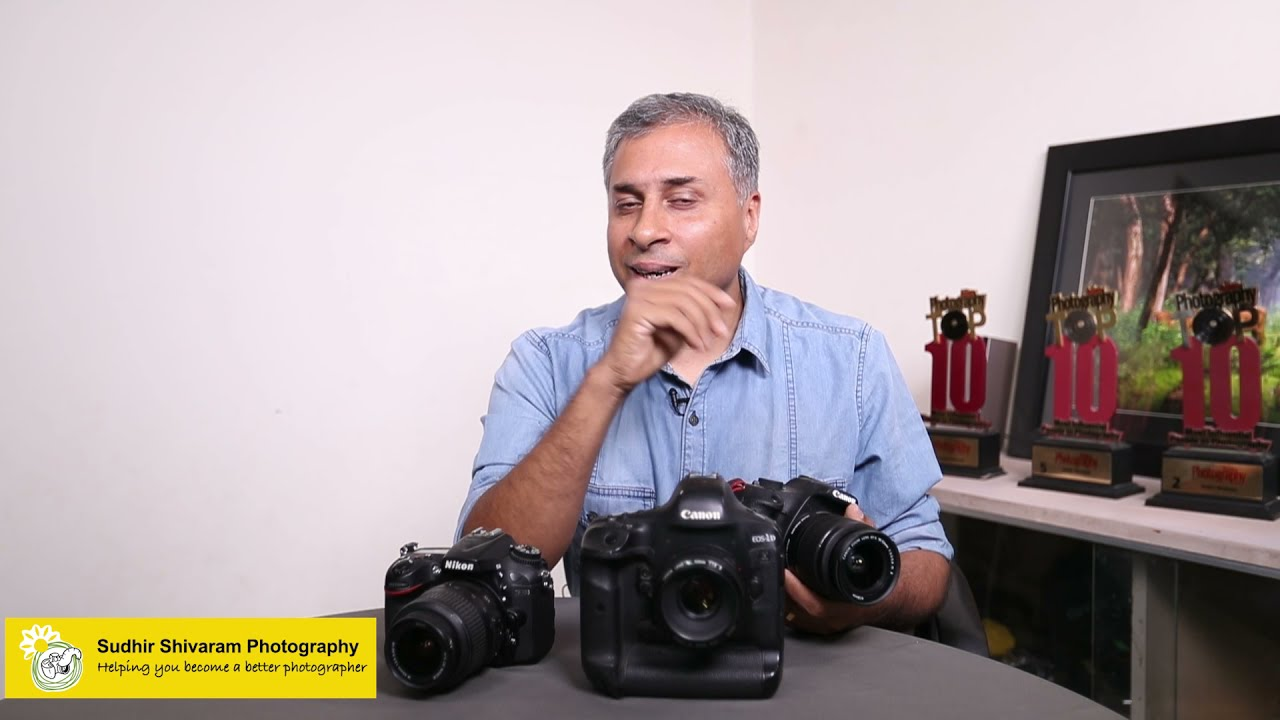 how to become a better nature photograper in 45minutes by sudhir shivaram