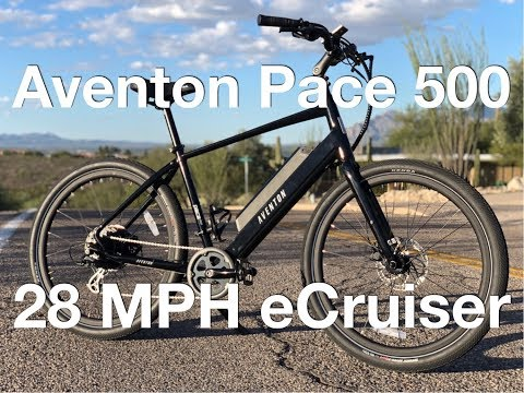 Aventon Pace 500 Electric Bike Review | Electric Bike Report
