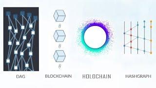 DAG, Hashgraph и Holochain vs Blockchain
