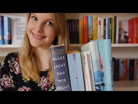 [Booktalk] Meine Highlights im Jahr 2016