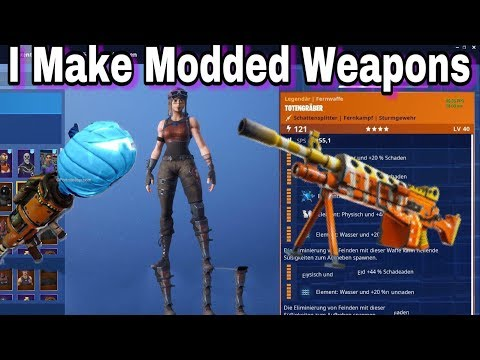 Fortnite SAVE THE WORLD GIVEAWAY 1 Invite = 3 Modded Weapons | Prizes Vbucks Giveaways Glow