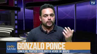 Gonzalo Ponce: Maipú y la extracción de áridos en tierra de nadie