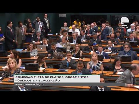 Comissão Mista de Orçamento - LOA 2020 - 17/12/2019 - 17:50