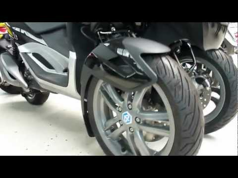 Piaggio MP3 LT YOUrban 300 Quadro 22 Hp 118 Km/h 73 mph 2012 * see also Playlist