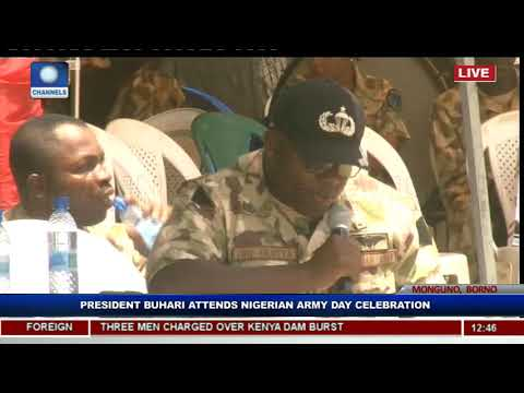 Air Borne Display And Fire Power Demonstration Pt.1 |Nig Army Day Celebration|