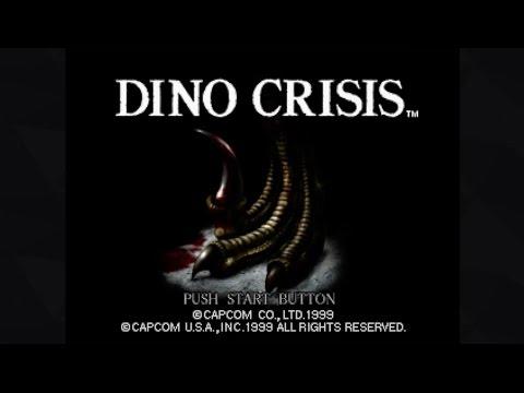 Dino Crisis Playstation