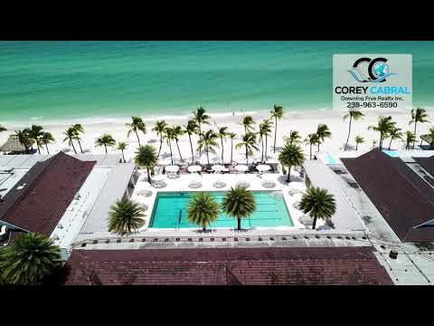 Port Royal Club Real Estate Flyover in Naples, Florida