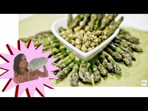 Come Pulire e Cuocere gli Asparagi - Sugo di Asparagi - Le Ricette di Alice