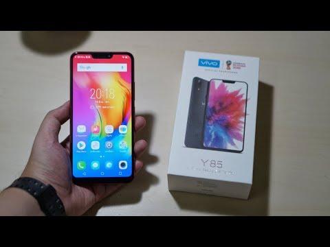 แกะกล่อง & พรีวิว VIVO Y85 สมาร์ทโฟนในราคา 7,999 บาท ดีไซน์สวยเวรี่กู้ด !!!