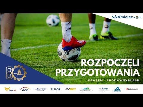 WIDEO: Celem PGE Stali Mielec awans do Lotto Ekstraklasy