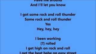 AC/DC - Got Some Rock & Roll Thunder