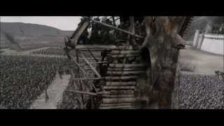 Where there's a whip, there's a way! Integrated into Peter Jackson's LOTR.