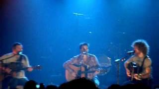 """Dispatch performs """"Questioned Apocalypse"""" at Terminal 5 in NYC on 6.17.11"""