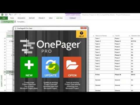 Easy Redmine vs  OnePager Pro Comparison