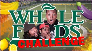 The WHOLE FOODS Challenge... It Gets NASTY! (Madden Beef Ep.64)