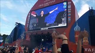 PAUL VAN DYK \ FIFA FAN FEST \ LIVE\ 14.06.18